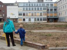 Bei Köln werden Orte wegen des Kohleabbaus abgerissen (Foto M. Gosch)