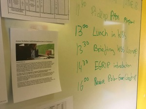 a Tag 1 Ankommen in Kangerlussuaq (Gr+Ânland)