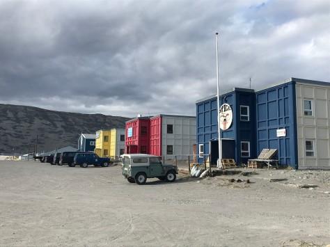 Forschungszentrum KISS in Kangerlussuaq