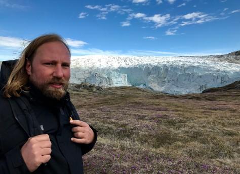 Tag 2 Wanderung zum Russell Gletscher
