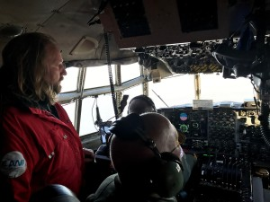 Tag 3 Flug zum Eisbohrcamp Eastgrip