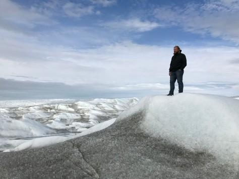 Tag 4 Gletscher - Point 66