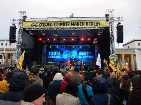 Global Climate March Berlin